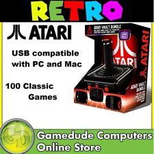 Atari Blaze Vault Bundle PC Joystick 100 Games - RARE Collectible