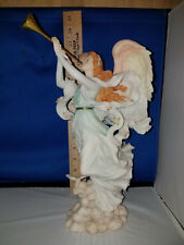 Seraphim Angel Figure Joyful Spirit Angel Annalisa Ltd Ed Retired NIB 81465