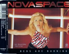 NOVASPACE : BEDS ARE BURNING / CD - TOP-ZUSTAND