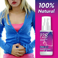 P28 EXPRESS PERIOD PAIN CREAM FAST WORKING PAIN RELIEF STOMACH BACK LEG PAIN