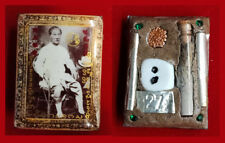 Thai Amulet Charming Gamble Locket Yi Gor Hong Fortune By Phra Arjarn O B.E 2556