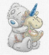 DMC Cross Stitch Kit - Me To You - Tatty Teddy - Unicorn BL1138/72