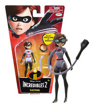 "The Incredibles 2 Elastigirl with Goggles 4"" Figure New in Package"