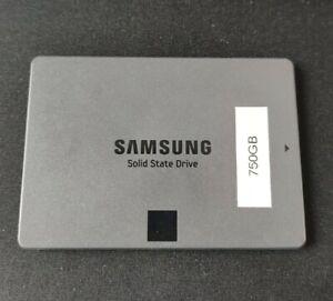 "Samsung 840 EVO 750GB SSD 2.5"" SATA - MZ-7TE750"