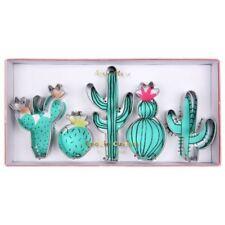 Meri Meri Cactus Cookie Cutters 5 per pack