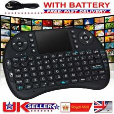 2.4G Wireless Air Mouse Keyboard Remote Mini Controller Kodi Android Smart TVBOX
