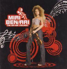Miri Ben-Ari - The Hip-Hop Violinist SCARFACE KANYE WEST AKON STYLES P J IVY