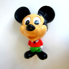1976 Disney Mattel Chatter Chum Talking Mickey Mouse Pull String Toy -Works