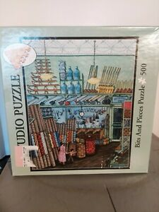 Bits And Pieces Five & Dime by Kemon Sermos 500 Pcs. Puzzle used