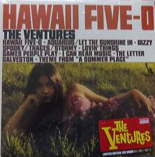 The Ventures Hawaii Five-0 LP Colour Vinyl 180 gm Sundazed LTD 1000 Dick Dale