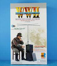"Dragon Models 1/6 Scale 12"" Figure WWII German Radio Funker Walter Schmidt 70814"