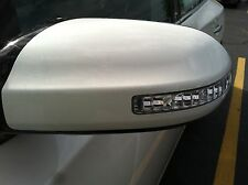 NEW 2009-2015 NISSAN MAXIMA PAINTED LEFT SIDE MIRROR CAP/COVER - W TURN SIGNAL
