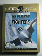 Gold Edition: US NAVY FIGHTERS Jane's Combat Simulations Air USNF'97 Windows 95