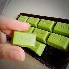 Milk Chocolate Matcha Green Tea Flavored Sweet Snack Candy 45g Morinaga Dars