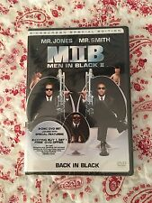 MIB Men in Black 2 Widescreen Special Edition 2 Disc DVD~New