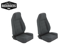 1997-2006 Jeep Wrangler TJ LJ Reclining Driver and Passenger Front Seats Pair