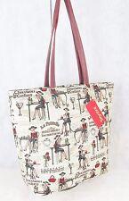Lady Design Large Sized Tapestry Hand Bag - Shoulder Bag Signare