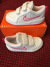 NIKE TRAINERS SIZE 7.5 INFANT. TODDLER. GIRLS. KIDS. NEW. FAST DELIVERY