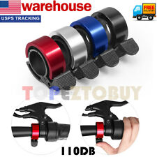 Bicycle Bike Bell Cycling Handlebar Horn Ring Alarm High Quality Safety 110DB US