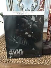 Star Wars: A New Hope Blu-ray Disc Limited Edition SteelBook. NEW