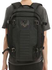 Star Wars Empire Built Up Backpack Black Buckle Galactic School Bag Tech Sleeve