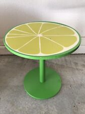 Joyce Miller 1968 Lime Green Side Table  For William Products