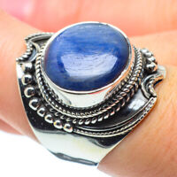 Kyanite 925 Sterling Silver Ring Size 8.5 Ana Co Jewelry R30157F