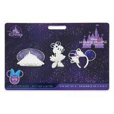 Minnie Mouse The Main Attraction Space Mountain Pin - Limited Release