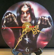 Brand New Ozzy Osbourne CD Clock Music Hard Rock Heavy Metal Nice!!