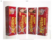 4 Brazilian Keratin Recharge Recarga de Queratina Dry Damaged Hair Treatment 80g