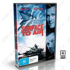 Surface To Air : Michael Madsen, Chad Mc Queen : Action / War : New DVD