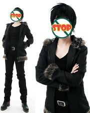 Durarara!! Izaya Orihara Hoodie coat Cosplay Costume coat+ shirt+pants F008