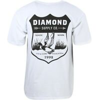 $49.99 Diamond Supply Co x Ben Baller Lil Cutty Tee C13P107-BLK black