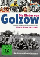 Die Kinder von Golzow, Gesamtausgabe - Alle Filme (1961-2007) 18 DVD NEU + OVP!