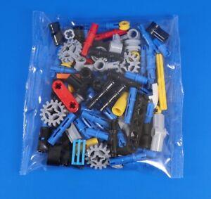 LEGO® technic 85 Kleinteile,Ersatzteile Zahräder,Verbinder,Pins,