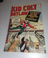 Kid Colt Outlaw #109 marvel comics 1963 stan lee Jack Kirby art vg/fn high grade