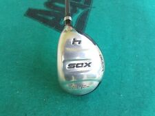 Ladies Acer XDS #4 Wide Sole Hybrid L Flex Graphite Shaft Golf Club Right Hand*