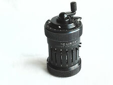 CURTA 1 calculator-LOW SERIAL NUMBER-Rechenmaschine-Machine à calculer-電卓