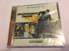 THE COUNTERFEIT TRAITOR (Alfred Newman) OOP Ltd Score OST Soundtrack CD SEALED