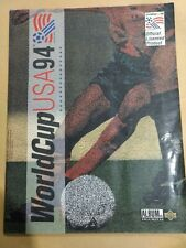 STICKER ALBUM WORLD CUP USA 1994 FULL 100% COMPLETE