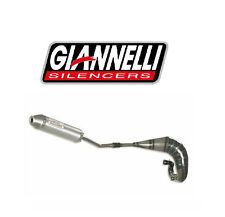 GIANNELLI KIT EXHAUST ENDURO 2T HM CRE 50 Six 2006 MARMITTA A