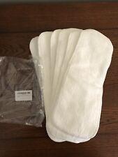 Microfiber Cloth Diaper Insert 6 pack