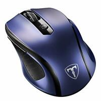 Victsing Mm057 2.4G Wireless Portable Mobile Mouse Optical Mice With Usb Receive