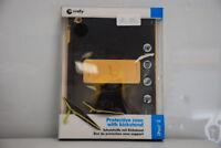 Macally DualStand für iPad 2 (3&4) schwarz gelb UVP: 29,-€