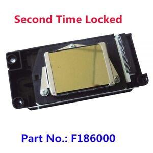Original Epson Second Time Locked (DX5) Printhead - F186000