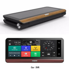 "7.84"" 4G WIFI Android Car Dashboard DVR Rearview Camera Video Recorder Bluetooth"