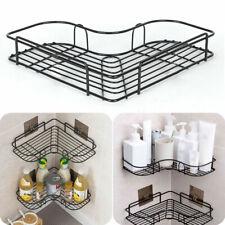 Punch-Free Corner Shower Shelf Rack Kitchen Bathroom Storage Rack Accessory Sets