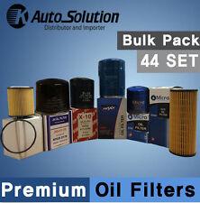 Premium Oil Filter BULK PACK 44 SETS with Free Shipping for Mechanics / Workshop
