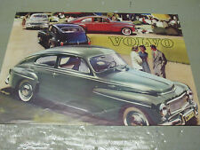 VOLVO  PV 544  ORIGINAL  JAN 1959 AD  FROM BEST MOTORS  ROCHESTER  NY  11 X 8 ''