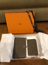 $2187Retailed HERMES Dogon Duo combined wallet
